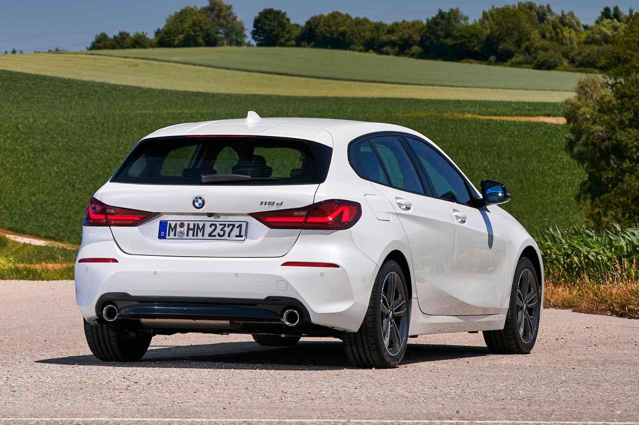 Images : 2番目の画像 - BMW 118d - Webモーターマガジン