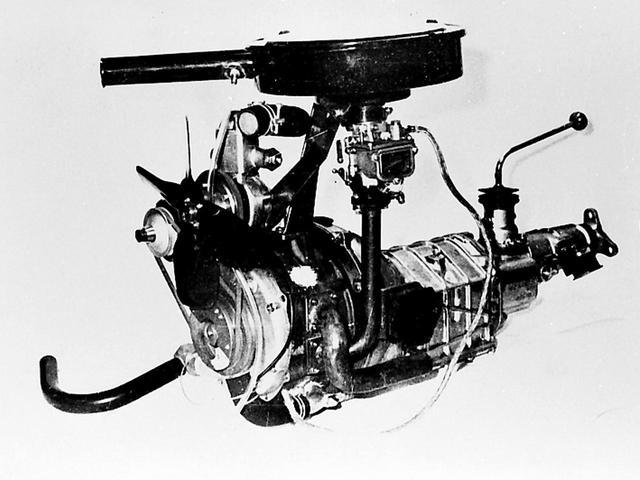 画像: 最初のロータリーエンジンのプロトタイプはシングルローターの400ccだった。限られた条件下では高性能を発揮したがチャターマークやカチカチ山、電気あんまなどと呼ばれた欠点を持っていた。
