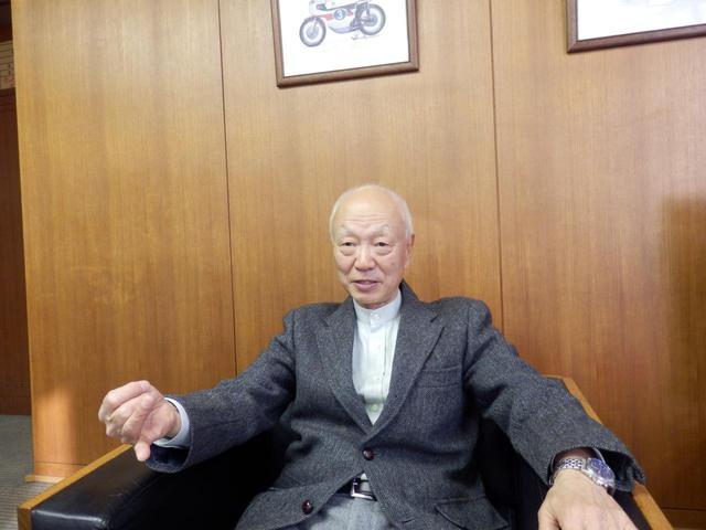 画像: 当時、RE研究部に所属し、山本健一さんの元でロータリーエンジン開発に携わった小早川さんも、「悪魔の爪痕」、「カチカチ山」、そして次回解説する「電気あんま」の問題に、寝ても覚めてもの意気で取り組んだという。