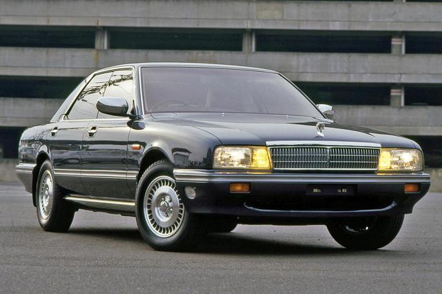 画像: 日産 セドリック/グロリア シーマ(Y31型/1988年1月18日発表)