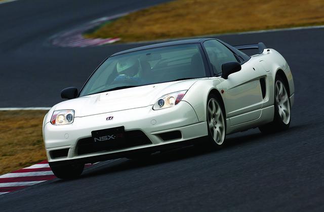 画像: スポーツカー冬の時代と言われながらも、NSXは極限まで鍛え上げた。