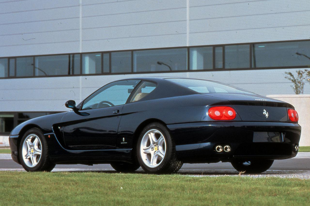 Images : 3番目の画像 - フェラーリ 456GT - Webモーターマガジン
