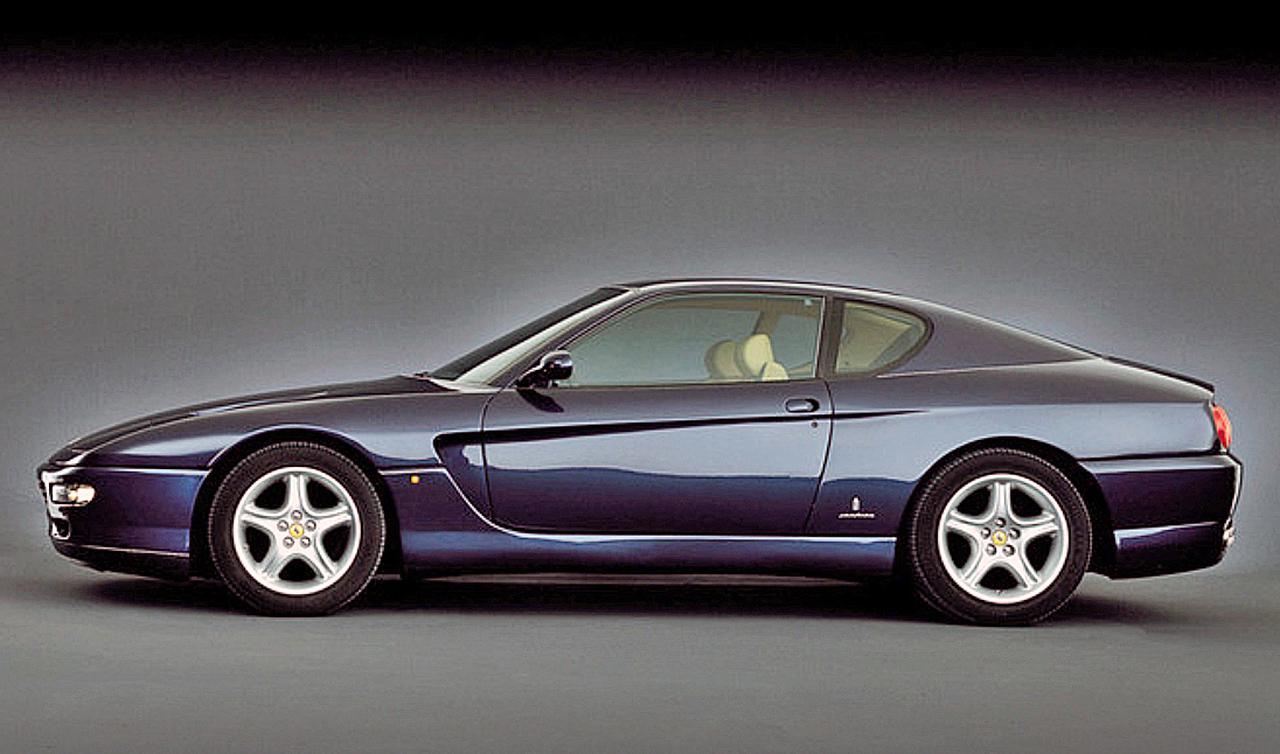 Images : 2番目の画像 - フェラーリ 456GT - Webモーターマガジン