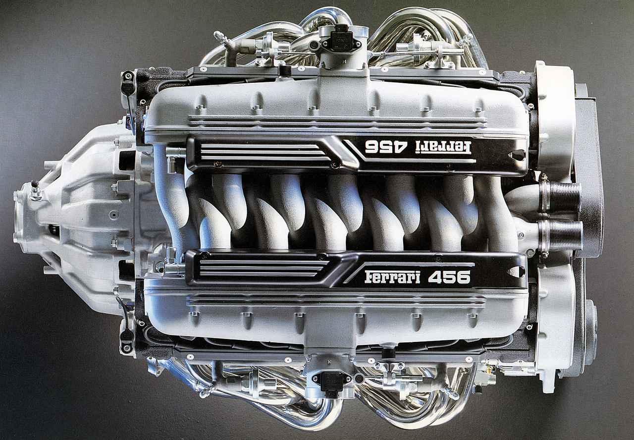 Images : 4番目の画像 - フェラーリ 456GT - Webモーターマガジン