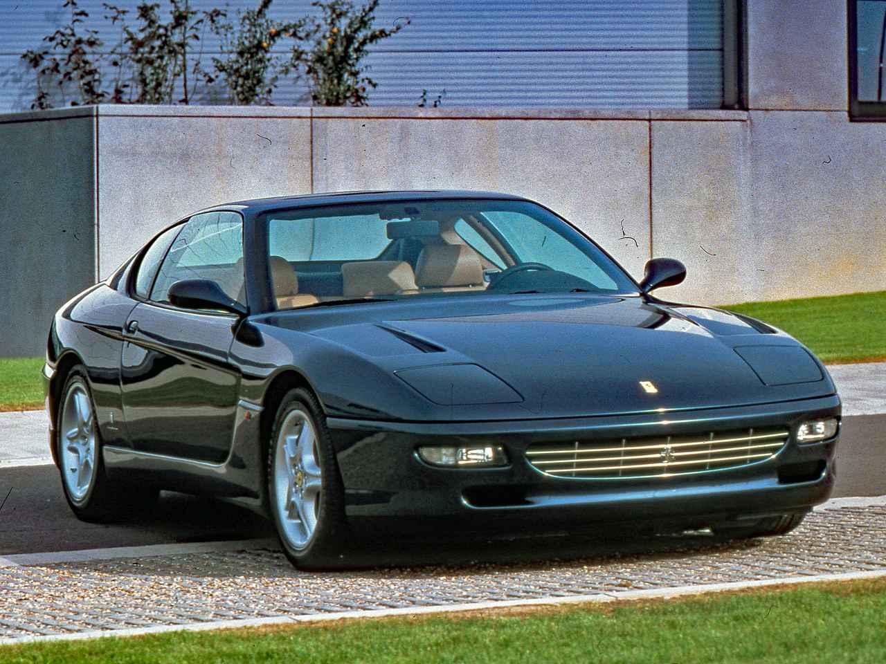 Images : 1番目の画像 - フェラーリ 456GT - Webモーターマガジン