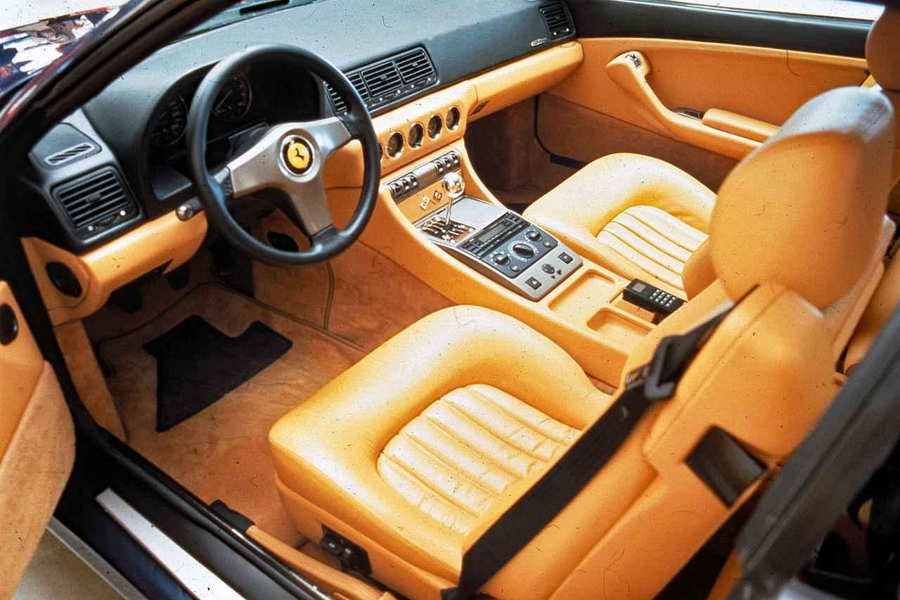 Images : 5番目の画像 - フェラーリ 456GT - Webモーターマガジン