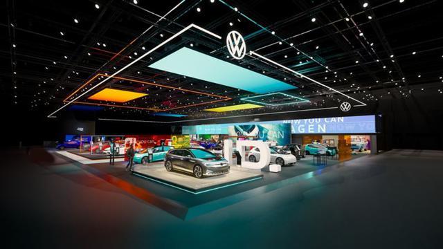 画像: バーチャルモーターショー | Volkswagen DE