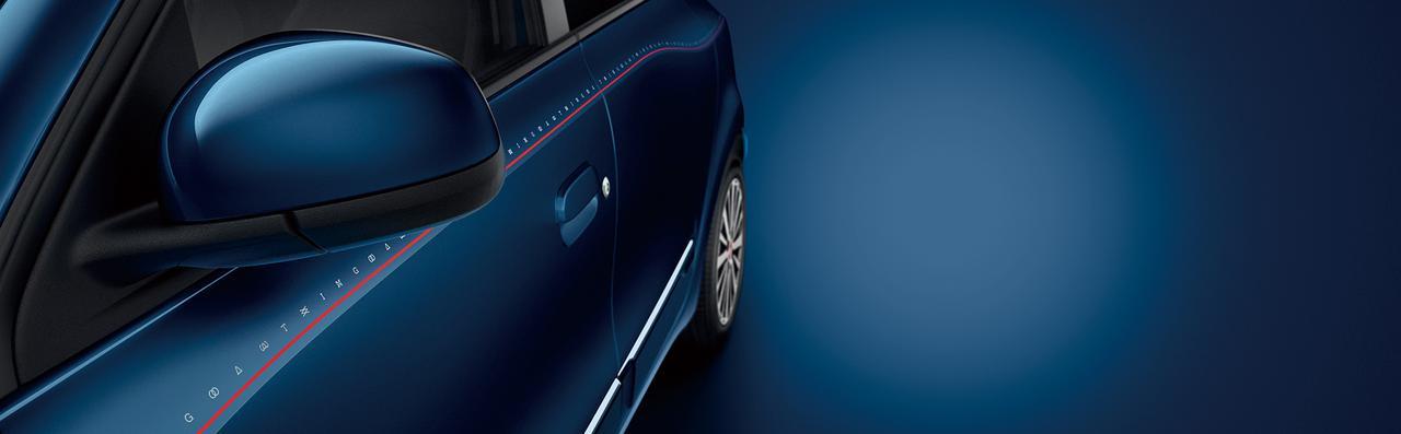 Images : 5番目の画像 - 特別仕様車 ルノー トゥインゴ シグネチャー - Webモーターマガジン