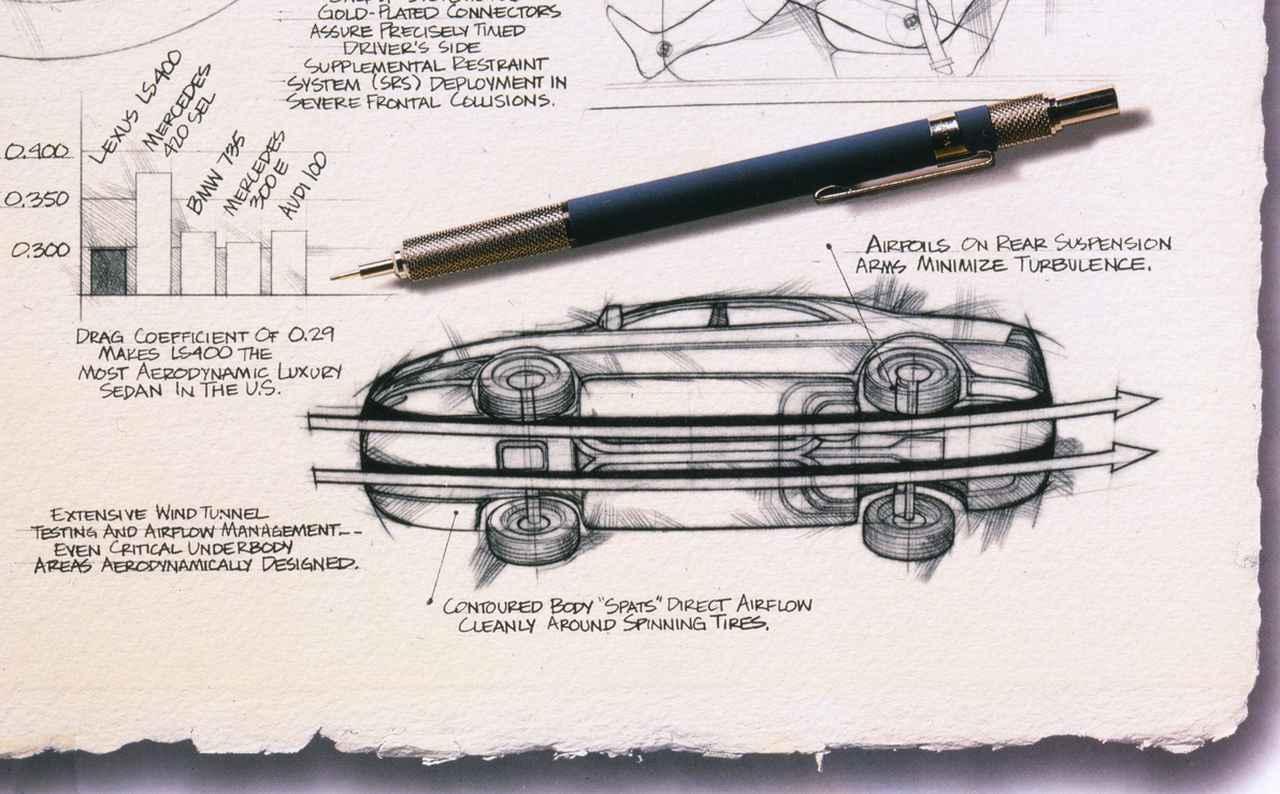 画像: 高速性能を重視した設計はわずかな振動や風切り音も許さなかった。ドライブシャフトの角度が地面と完全に平行になるように、専用の工作機械を導入し、新たな工数が加えられたという。