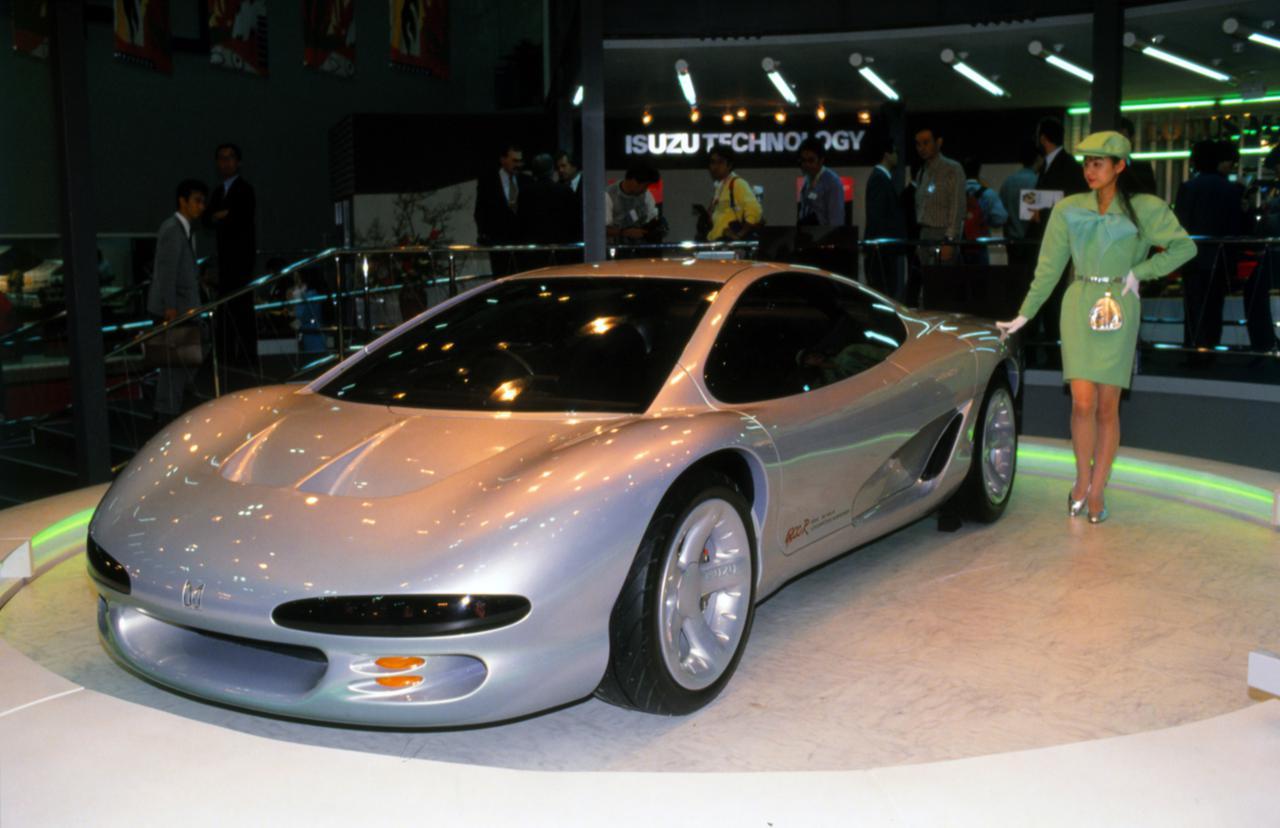 Images : 10番目の画像 - 第28回東京モーターショーに出品された4大コンセプトモデル - Webモーターマガジン