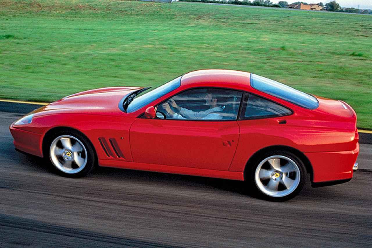 Images : 2番目の画像 - フェラーリ 550マラネロ - Webモーターマガジン