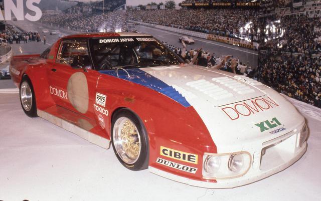 画像: RX-7の登場とともにマツダのルマン24時間レース参戦も本格化していく。写真は1981年のマツダ253。この年はリタイヤに終わったが、翌82年は総合14位の成績を残した。