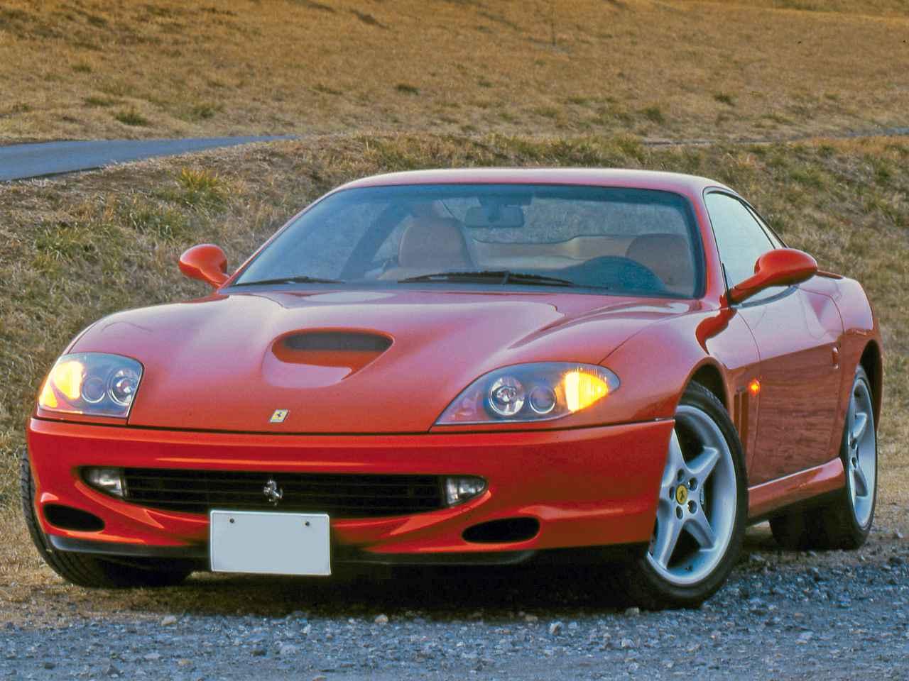 Images : 1番目の画像 - フェラーリ 550マラネロ - Webモーターマガジン