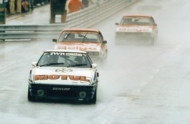 画像: 欧州では1981年のスパフランコルシャン24時間レースでサバンナRX-7が総合優勝を果たす。この時のエンジンは12Aだが、翌年から13B型に換装され戦闘力がさらに上がる。
