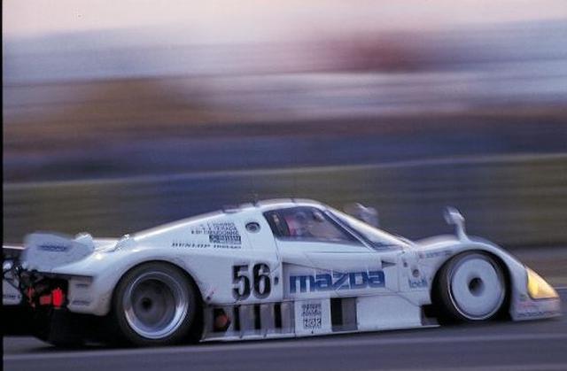 画像: 1991年ル・マンには、前年型の787も一台参戦した。従野孝司/寺田陽次朗/P・デュドネのドライビングにより8位で完走している。