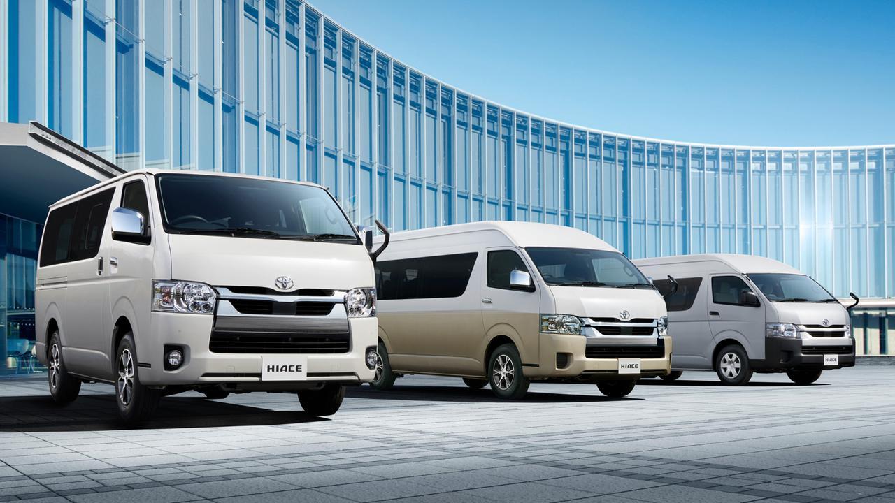 Images : 7番目の画像 - トヨタ ハイエースとトヨタ救急車 - Webモーターマガジン