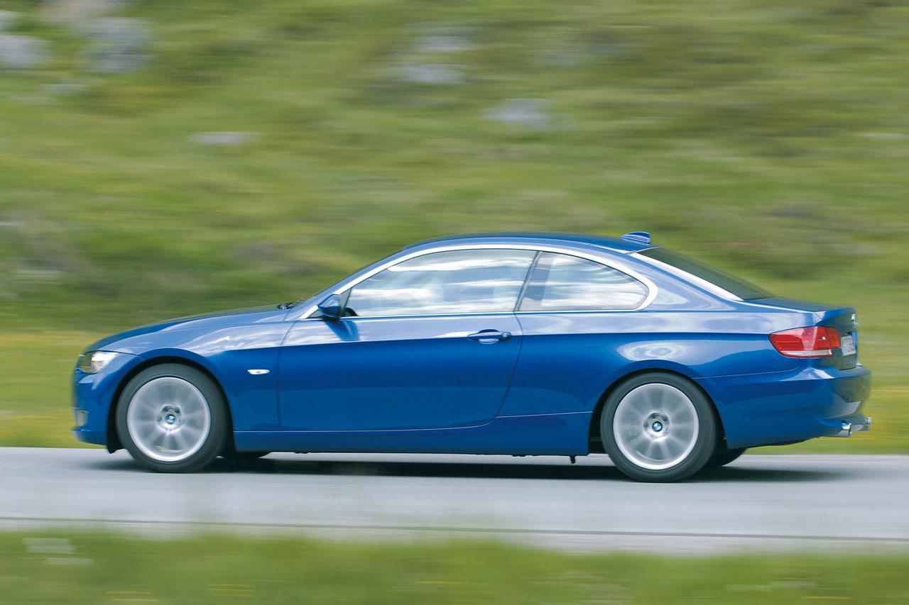 Images : 3番目の画像 - BMW 335iクーペ - Webモーターマガジン