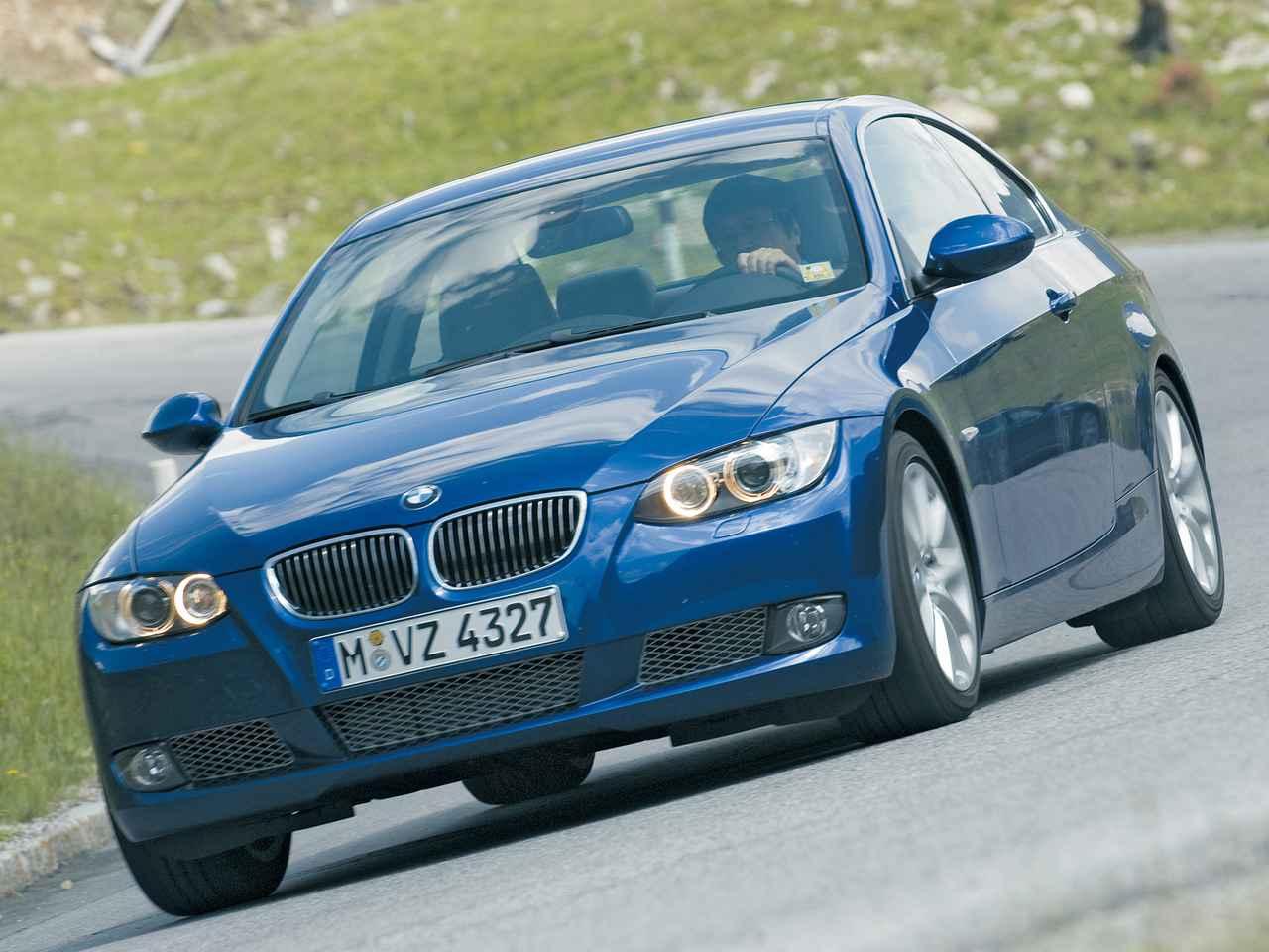 Images : 1番目の画像 - BMW 335iクーペ - Webモーターマガジン