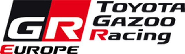 画像: 新社名トヨタGAZOOレーシング ヨーロッパ TGR-Eのロゴマーク。