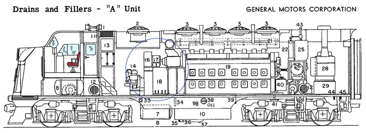 Images : 2番目の画像 - モンスターマシン:ディーゼル機関車 - Webモーターマガジン