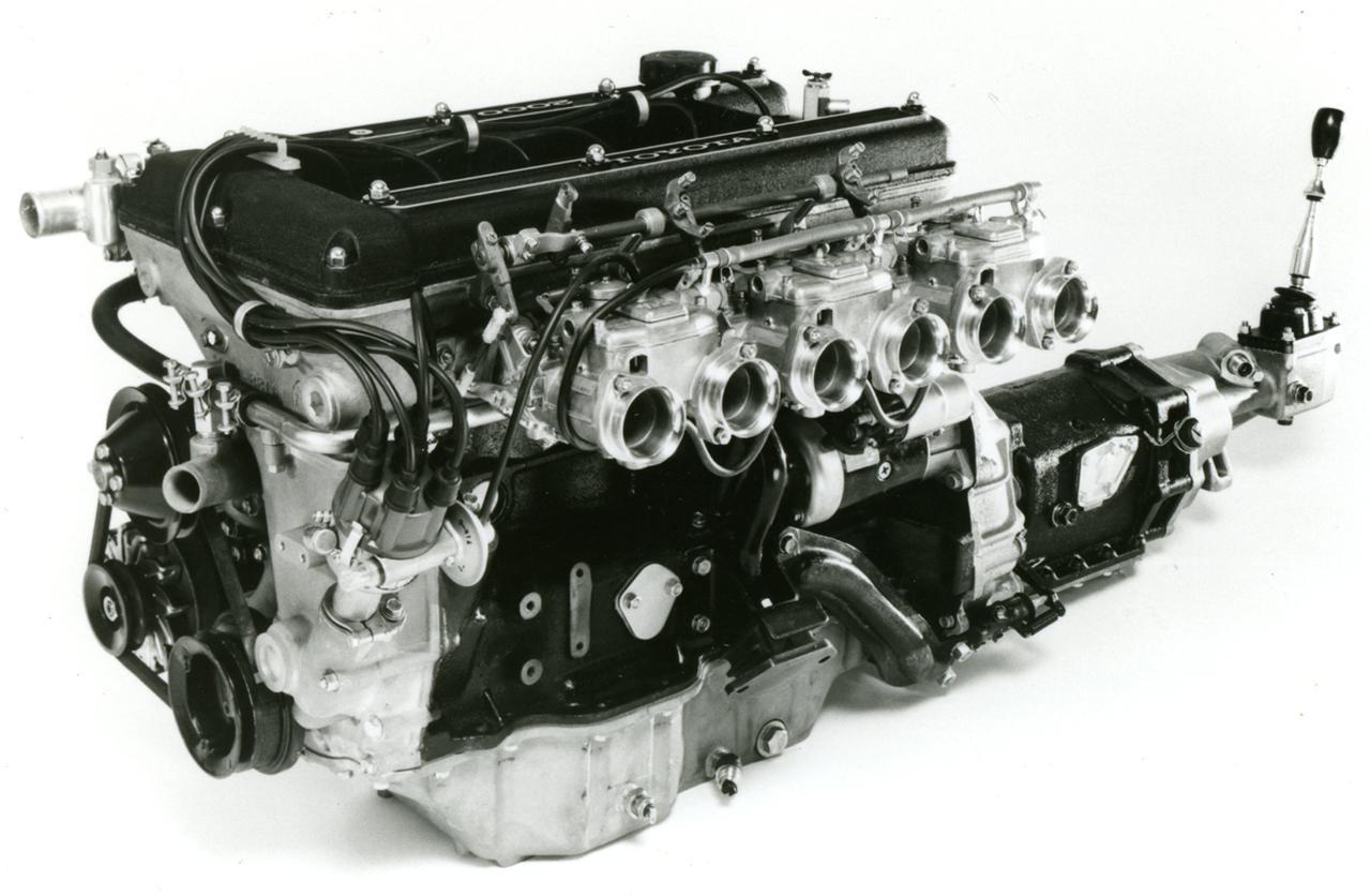 昭和の名機②】トヨタM型エンジン、2000GTから始まったトヨタのDOHC ...
