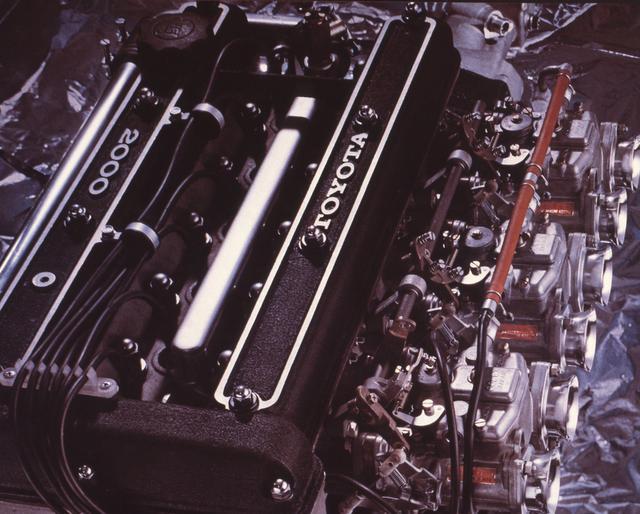 画像: 完成したDOHCエンジンは3M型と名付けられた。最高出力150ps/6600rpm、最大トルク18.0kgm/5000rpmを発生。当時としては並外れた高性能エンジンだった。