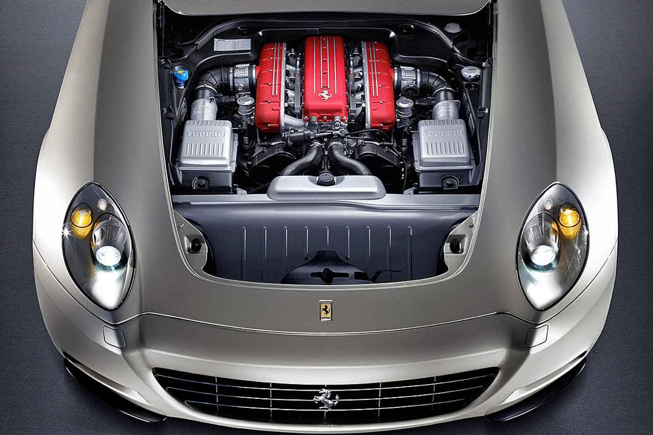 Images : 4番目の画像 - フェラーリ 612スカリエッティ - Webモーターマガジン