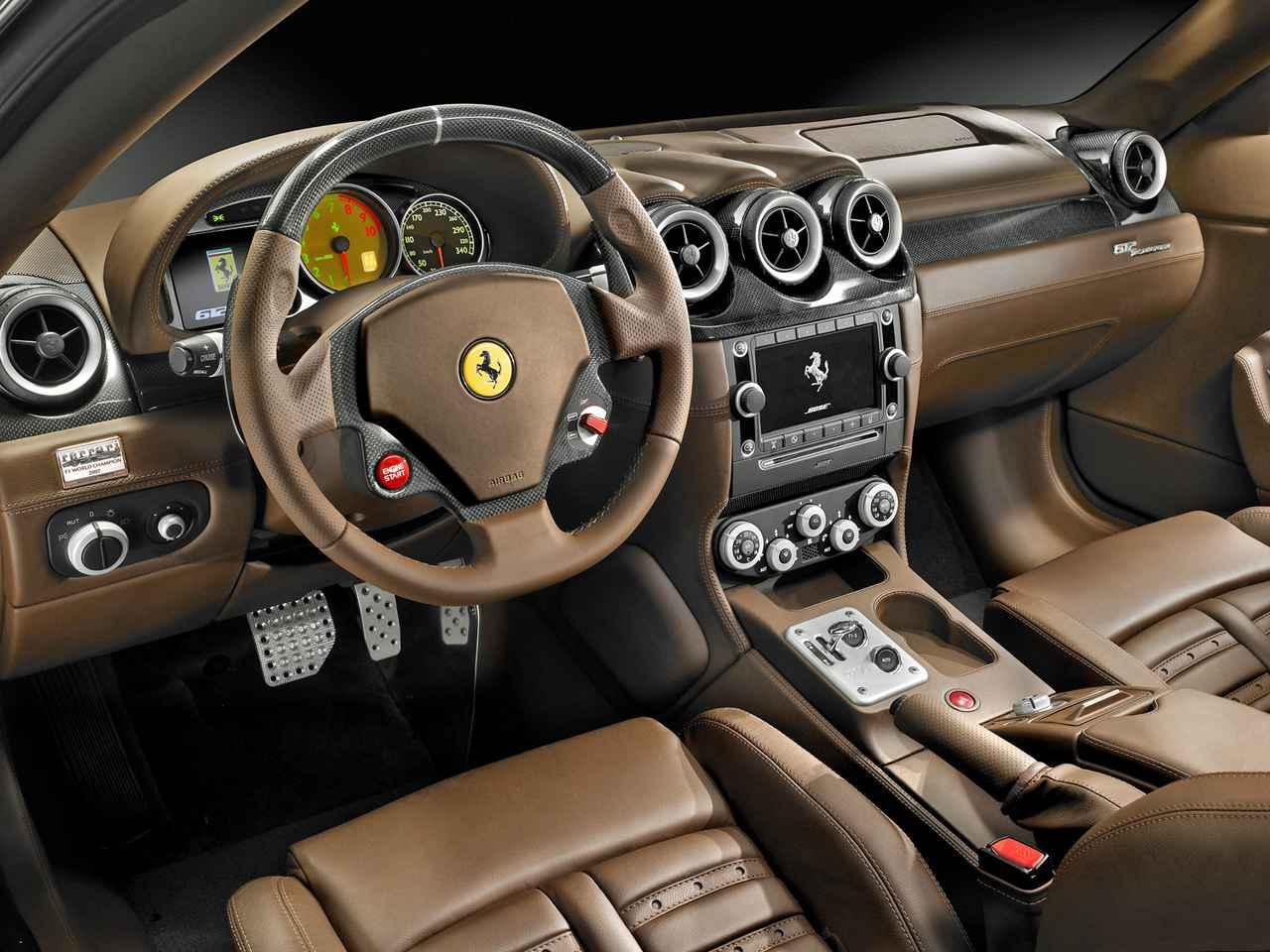 Images : 5番目の画像 - フェラーリ 612スカリエッティ - Webモーターマガジン