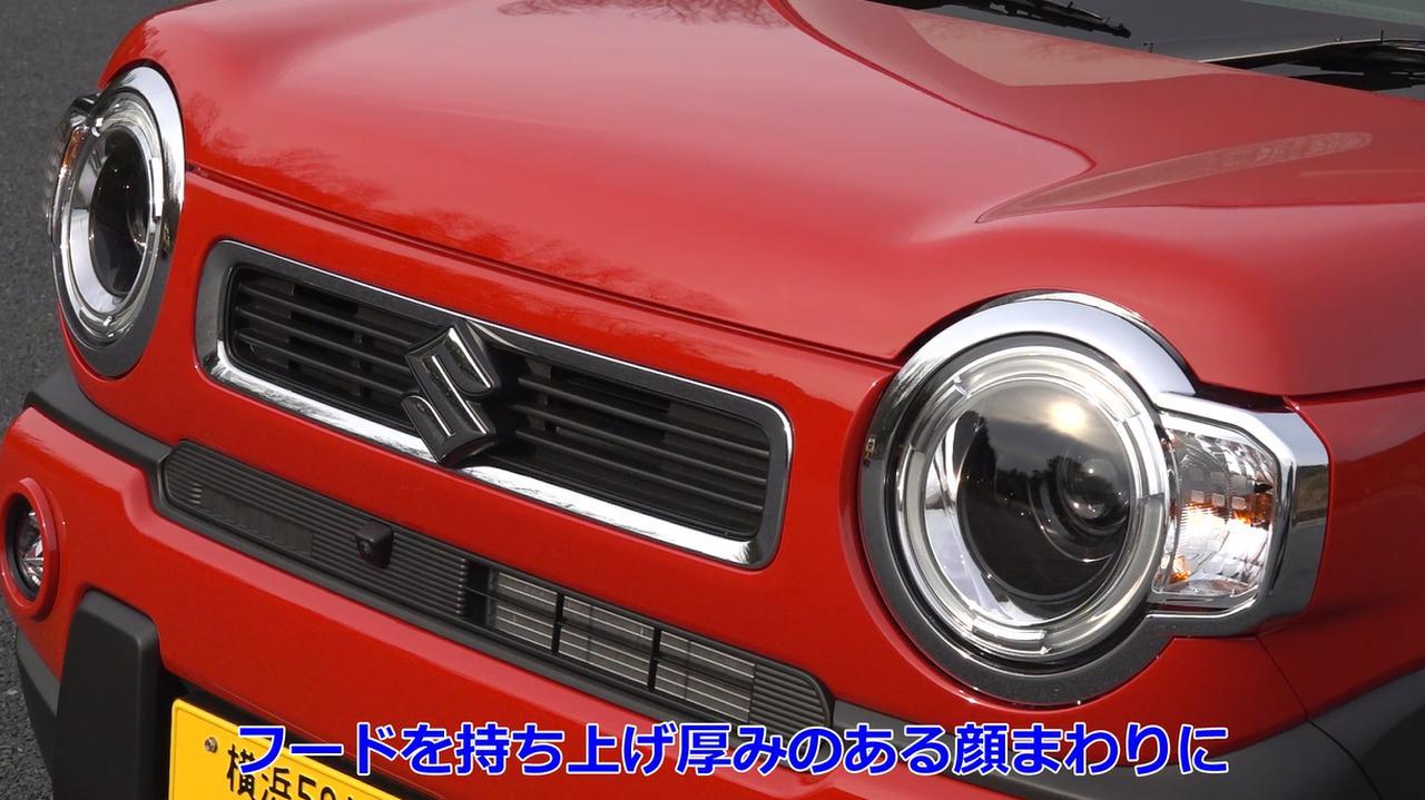 画像2: スズキ初の全車速対応ACC装着モデル