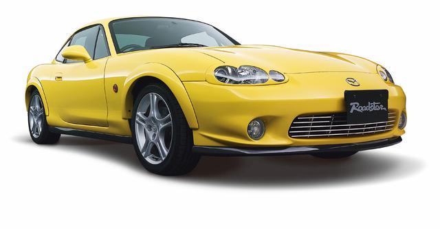 画像: オーバーフェンダーやフロントバンパーなどをリデザインしたトップグレードのタイプAは、伝統的なレースカーを想わせるオーセンティックデザインとしている。