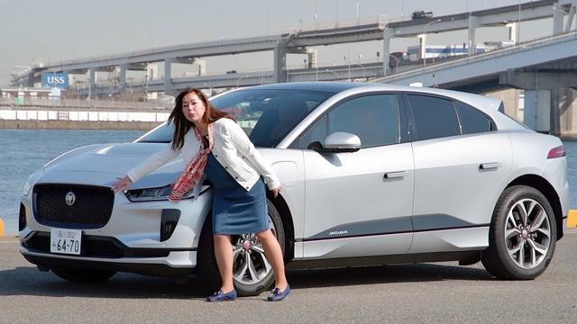 画像: 竹岡 圭の今日もクルマと・・・ジャガーI-PACE Test Drive youtu.be