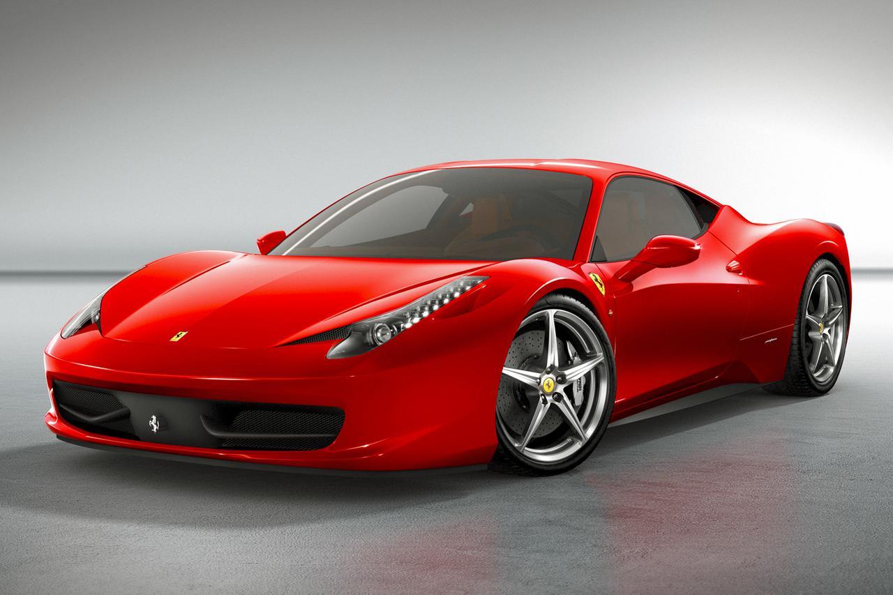 Images : 1番目の画像 - フェラーリ 458イタリア - Webモーターマガジン