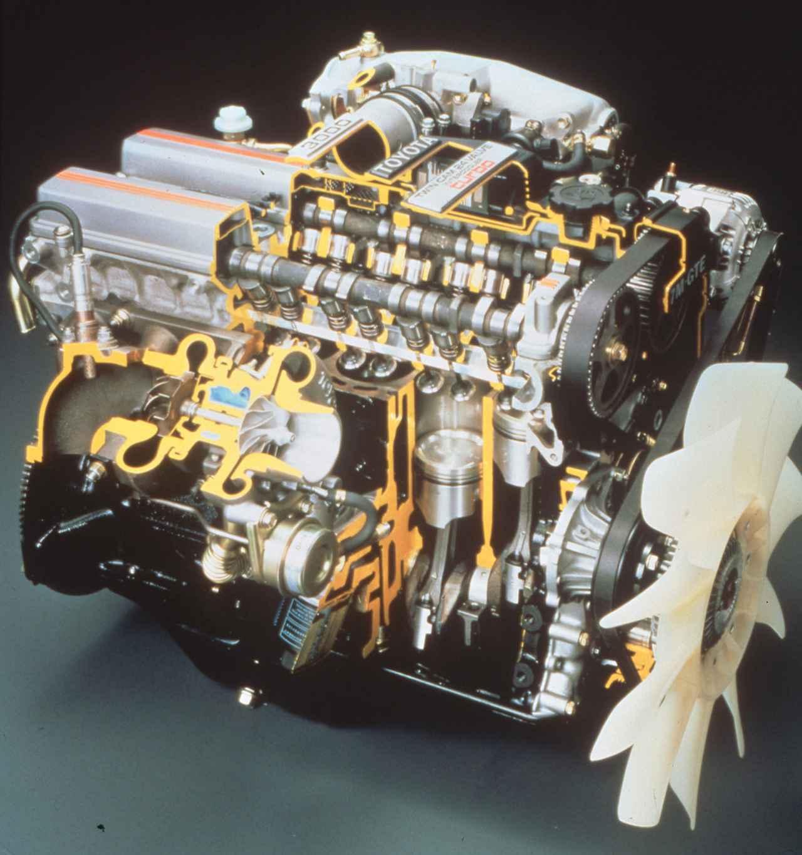 Images : 2番目の画像 - トヨタのDOHC戦略 - Webモーターマガジン