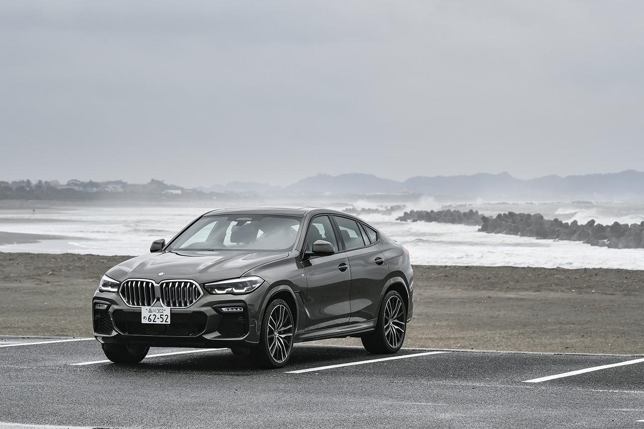 Images : 1番目の画像 - BMW X6 xDrive 36d Mスポーツ - Webモーターマガジン
