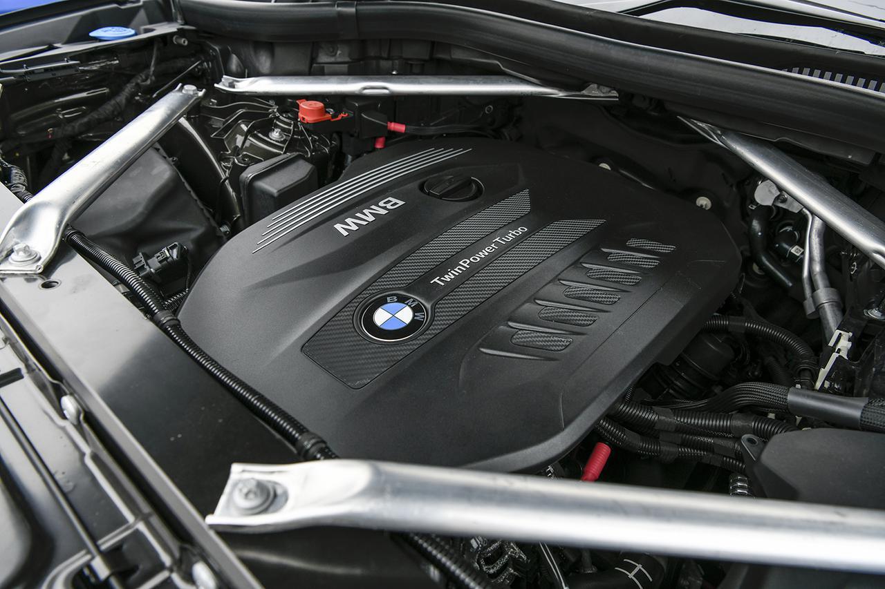 Images : 4番目の画像 - BMW X6 xDrive 36d Mスポーツ - Webモーターマガジン