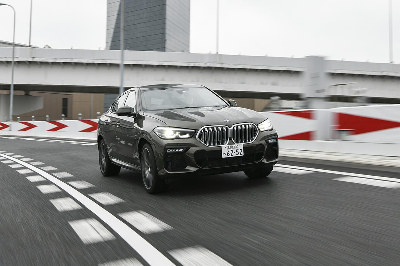 Images : 8番目の画像 - BMW X6 xDrive 36d Mスポーツ - Webモーターマガジン