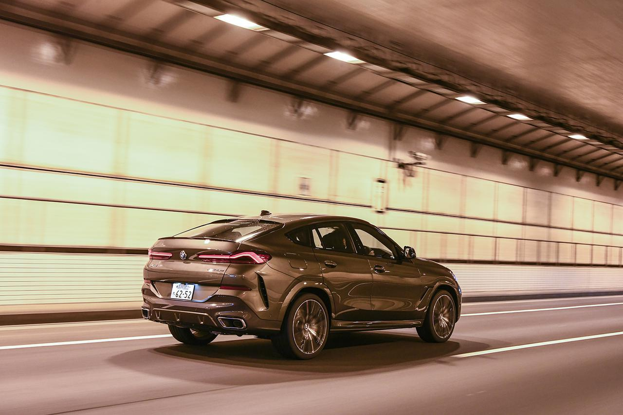 Images : 2番目の画像 - BMW X6 xDrive 36d Mスポーツ - Webモーターマガジン