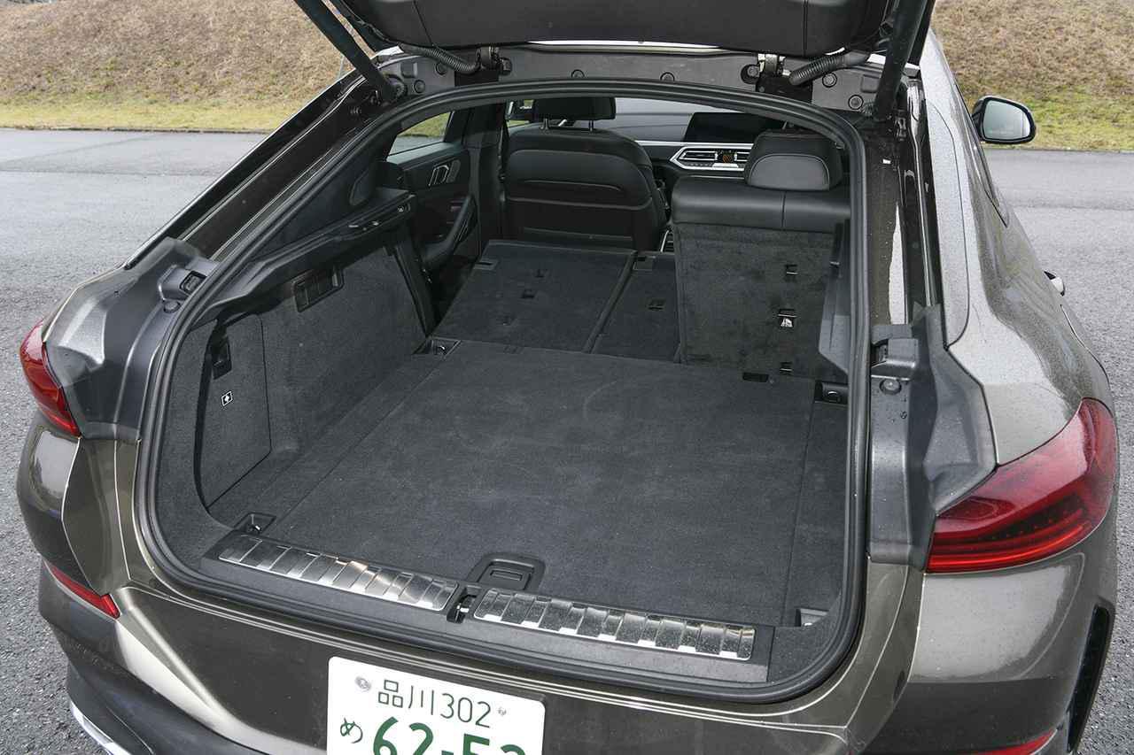 Images : 6番目の画像 - BMW X6 xDrive 36d Mスポーツ - Webモーターマガジン