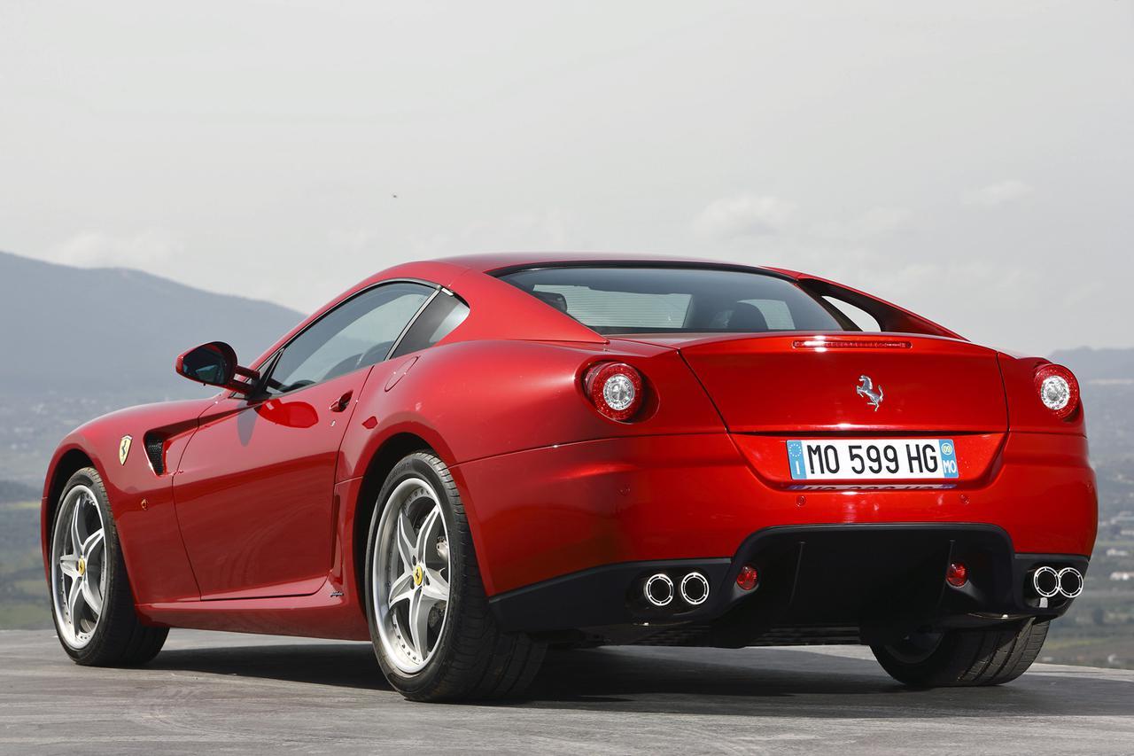 Images : 3番目の画像 - フェラーリ 599GTB フィオラノ - Webモーターマガジン