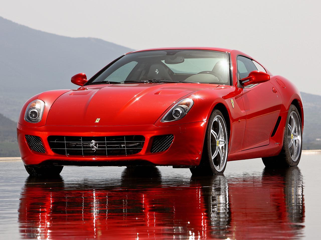 Images : 1番目の画像 - フェラーリ 599GTB フィオラノ - Webモーターマガジン