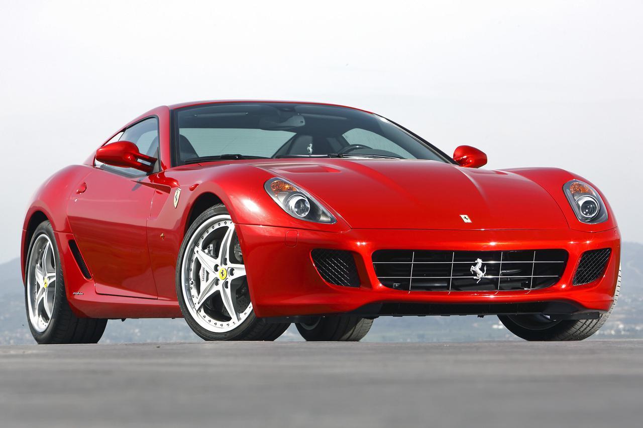 Images : 2番目の画像 - フェラーリ 599GTB フィオラノ - Webモーターマガジン