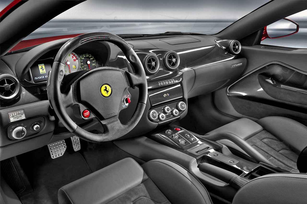 Images : 5番目の画像 - フェラーリ 599GTB フィオラノ - Webモーターマガジン