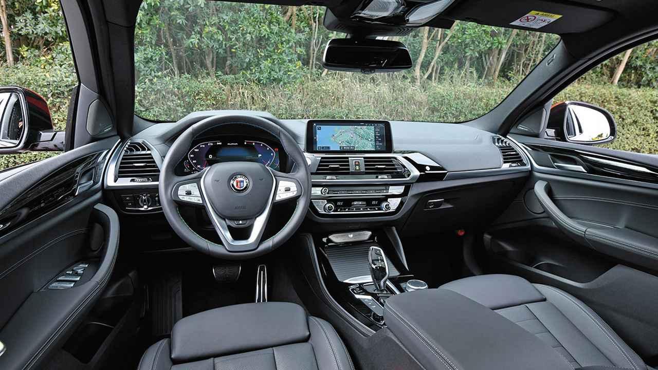 Images : 3番目の画像 - BMW アルピナ XD4 - Webモーターマガジン