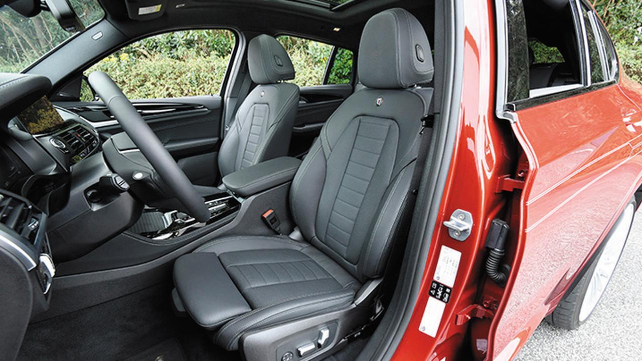 Images : 4番目の画像 - BMW アルピナ XD4 - Webモーターマガジン