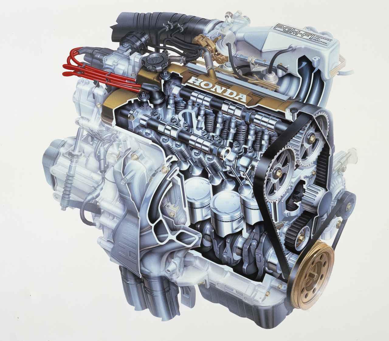 Images : 2番目の画像 - F1直系のテクノロジーを投入したZC型エンジンと主な搭載車 - Webモーターマガジン