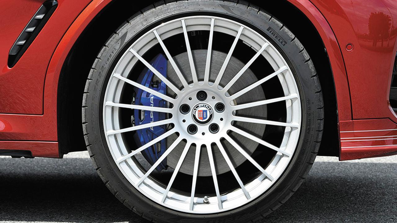 Images : 6番目の画像 - BMW アルピナ XD4 - Webモーターマガジン