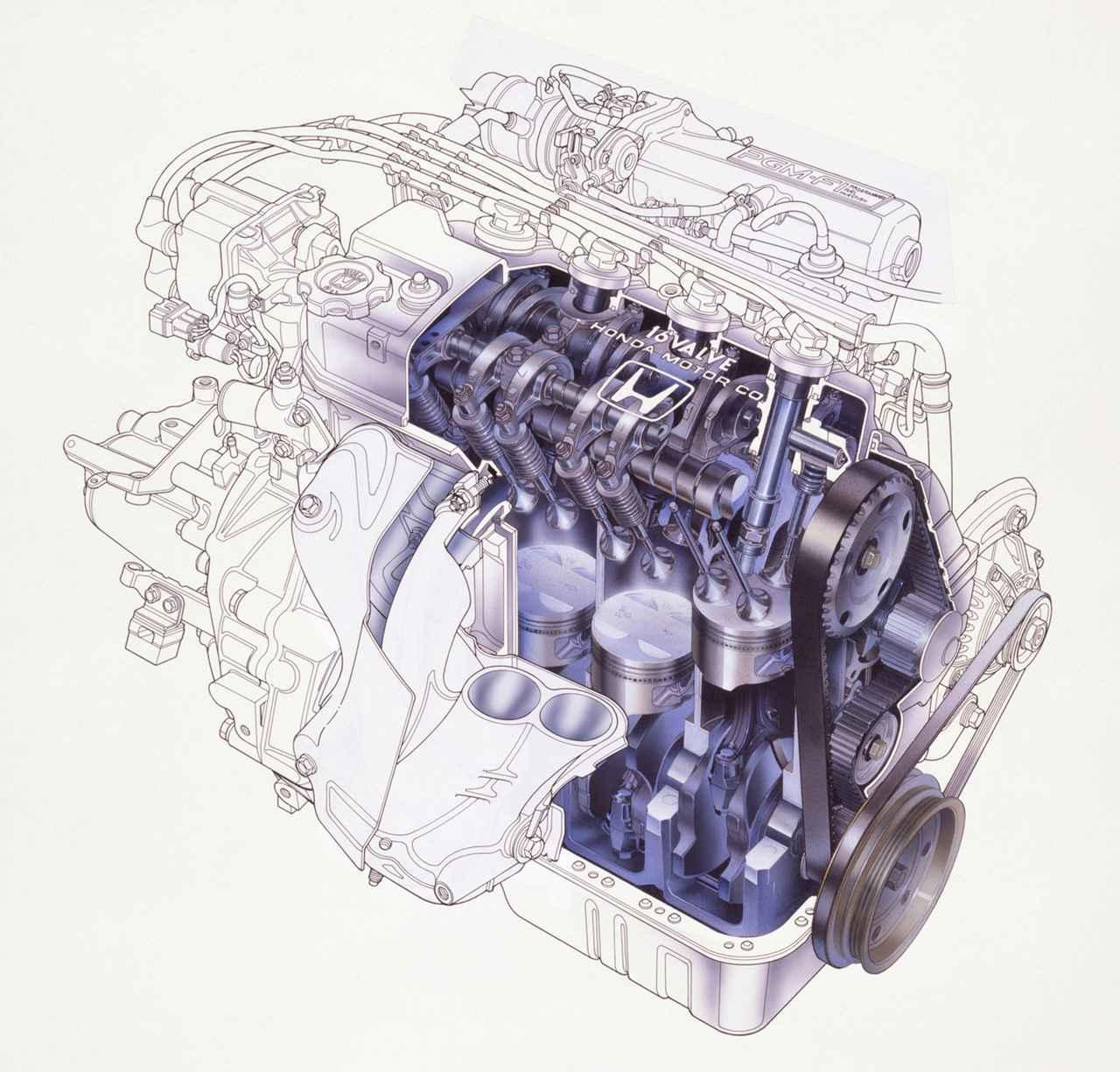 Images : 8番目の画像 - F1直系のテクノロジーを投入したZC型エンジンと主な搭載車 - LAWRENCE - Motorcycle x Cars + α = Your Life.