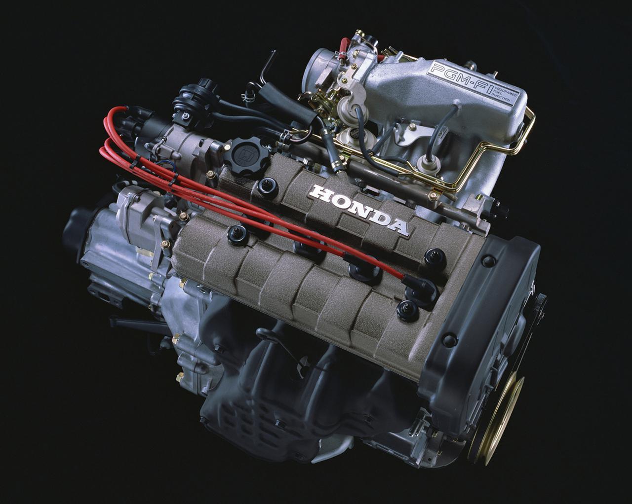 Images : 1番目の画像 - F1直系のテクノロジーを投入したZC型エンジンと主な搭載車 - Webモーターマガジン