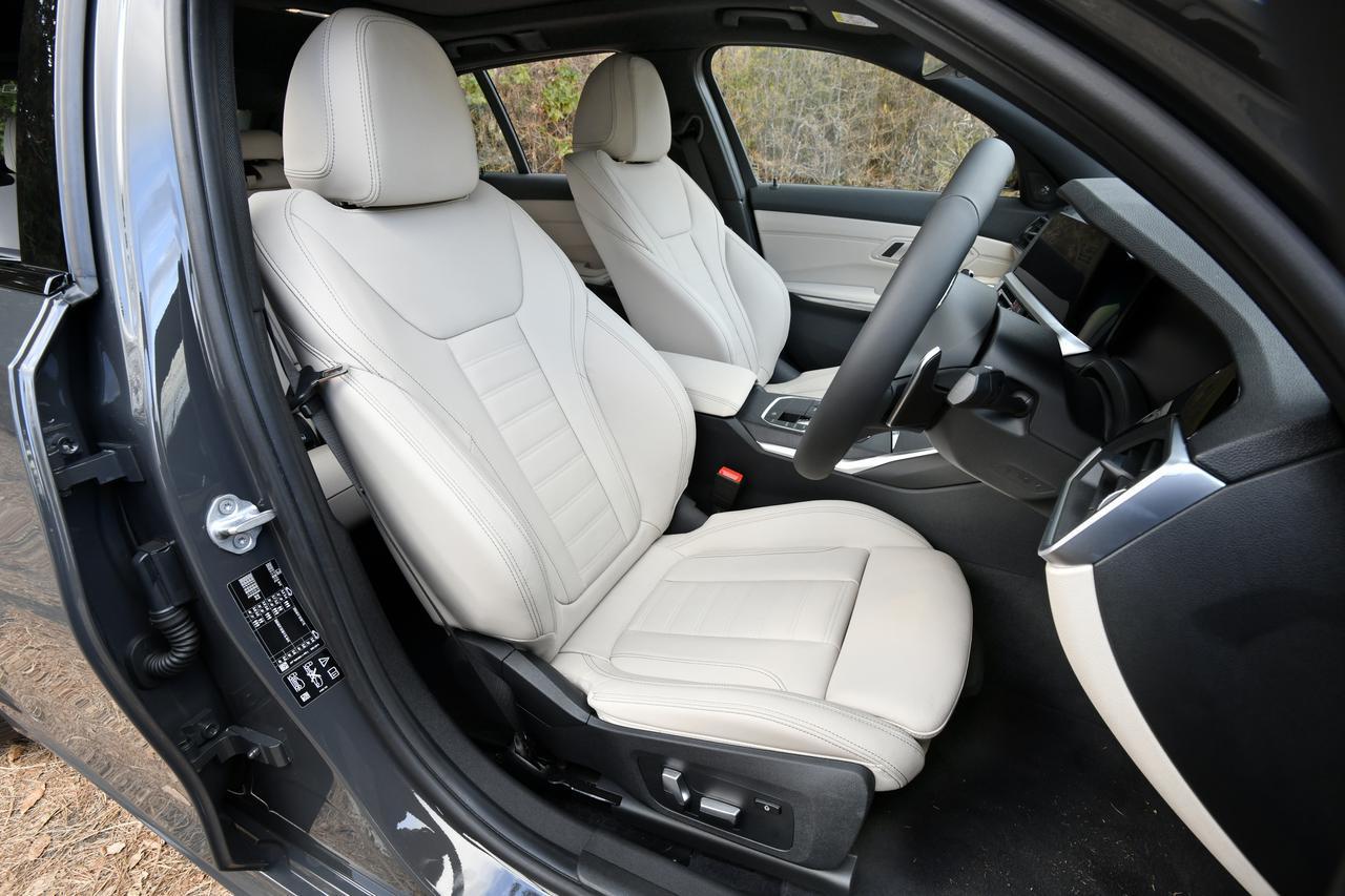 Images : 4番目の画像 - BMW 3シリーズ ツーリング - Webモーターマガジン