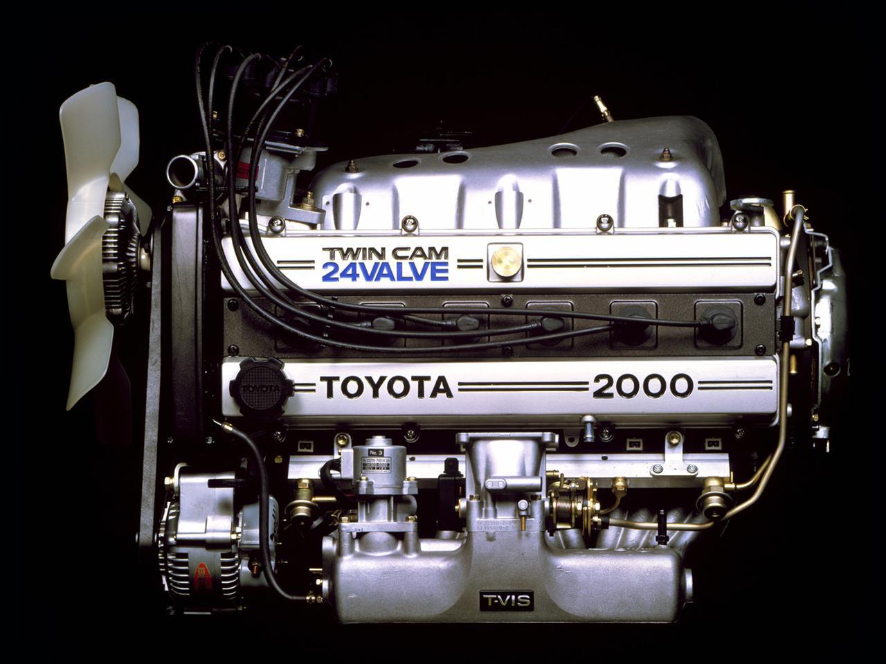 Images : 1番目の画像 - トヨタ1Gシリーズと主な搭載車 - Webモーターマガジン